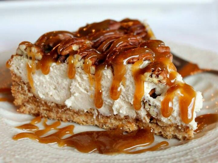 Pecan Pie Carmel Cheesecake | Pies | Pinterest