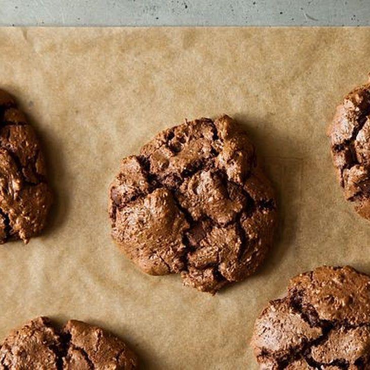 Triple Chocolate Espresso Cookies | SWWWWEEETS... | Pinterest