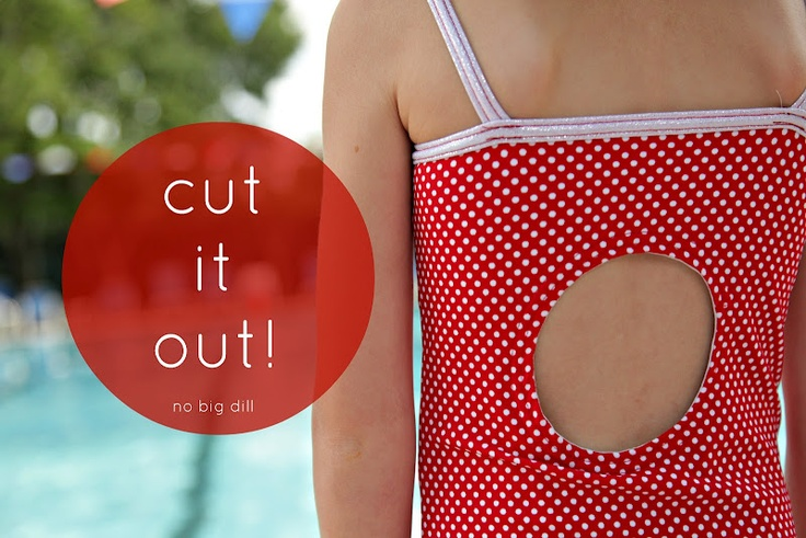 how to sew a cut-out hole