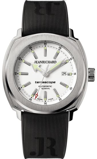 JeanRichard x Gully Watches