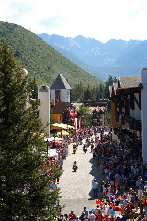 vail 4th of july schedule