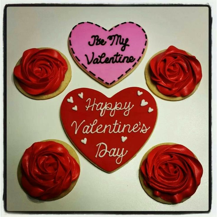 valentine's day cookie mix