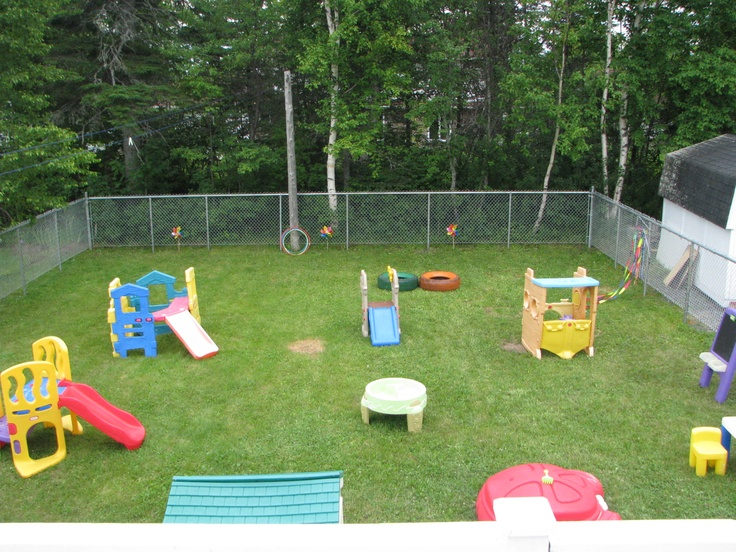 Daycare Playground Daycare Spaces Pinterest