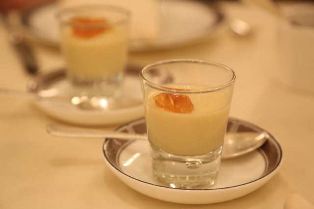 Eggnog Panna Cotta Recipe — Dishmaps