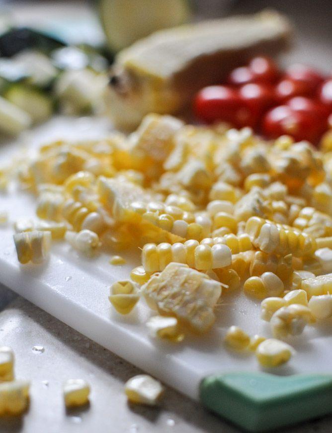Brown Butter Garden Vegetable Pasta Bake | Recipe