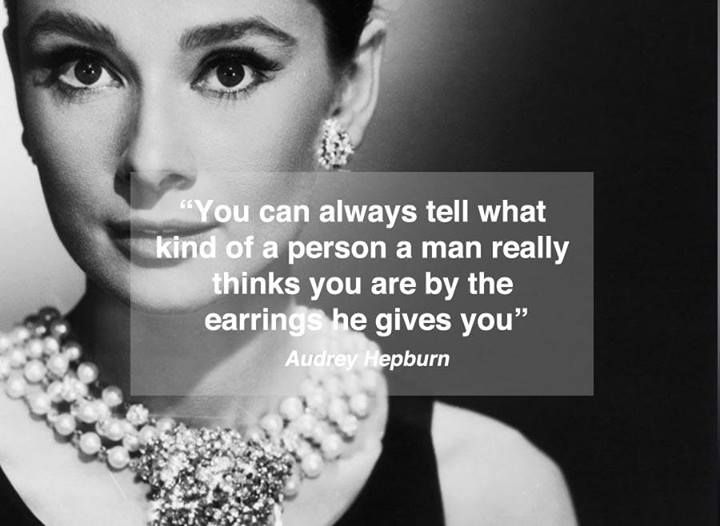 Can You Tell What Kind of Person Always Audrey Hepburn