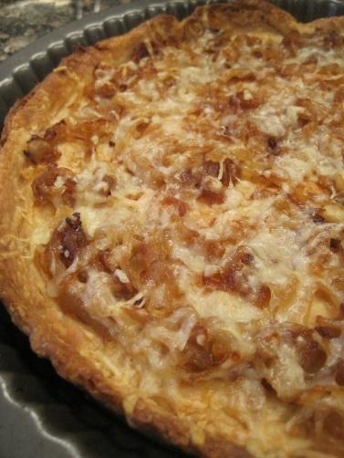 Creamy Onion Tart Recipes — Dishmaps