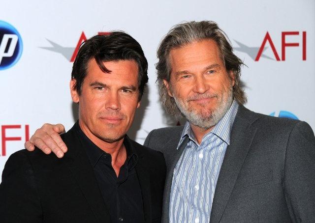 Jeff Bridges and Josh ...