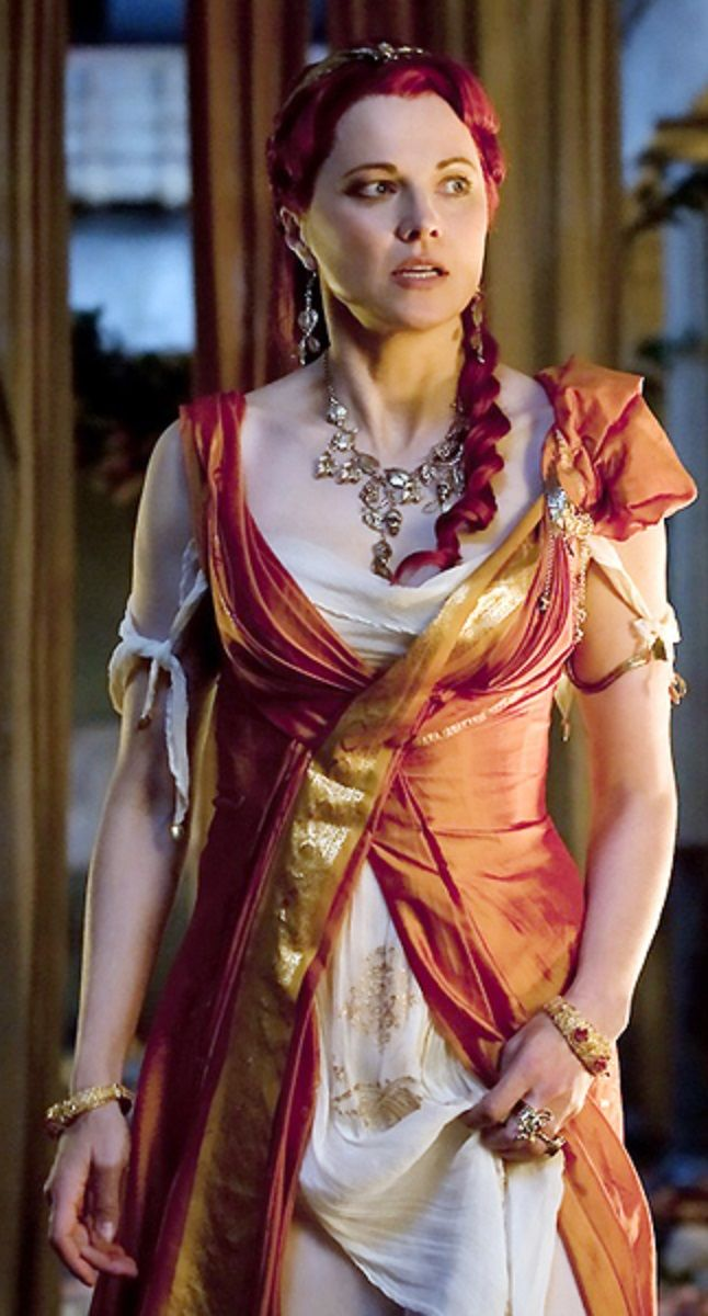 Lucretia - Lucy Lawless - SpartacusLucy Lawless Lucretia Spartacus