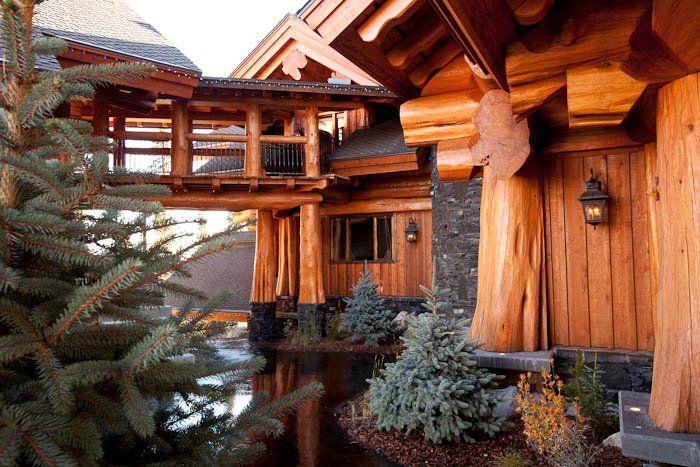 Pioneer Log Homes Of British Columbia Log Homes Not