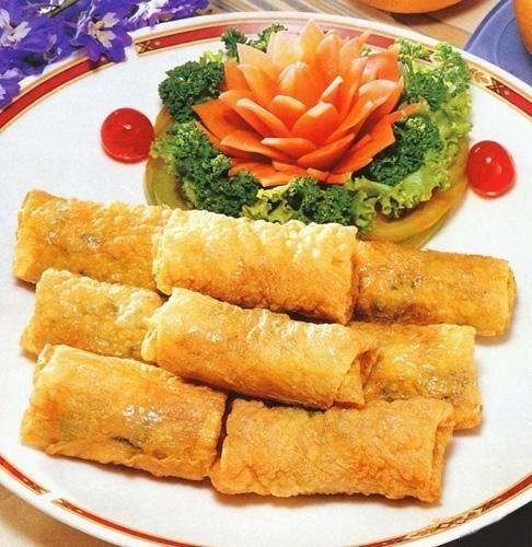 Fried Spring Rolls :) | Favorite Recipes | Pinterest