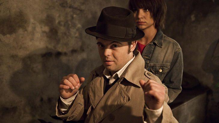 Detective Downs / Detektiv Down