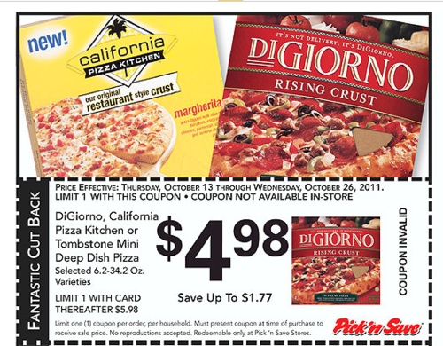 photo regarding Digiorno Pizza Coupons Printable identify Digiorno pizza coupon codes july 2018 - Gardening freebies