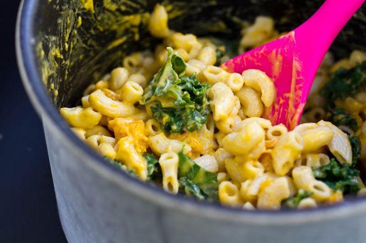 Paleo-ish Butternut Squash Mac 'n Cheese by Oh She Glows: no cheese ...