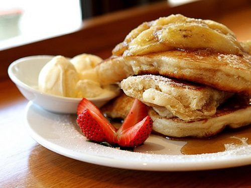 Bananas Foster Pancakes Recipes — Dishmaps