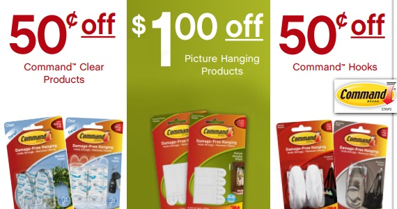 Command strips coupons canada