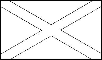 Flags Of Jamaica Coloring Page For Kids Kids Coloring Jamaican Flag Coloring Page