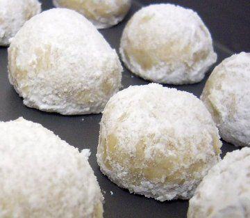 Pecan Butter Balls | Desserts | Pinterest