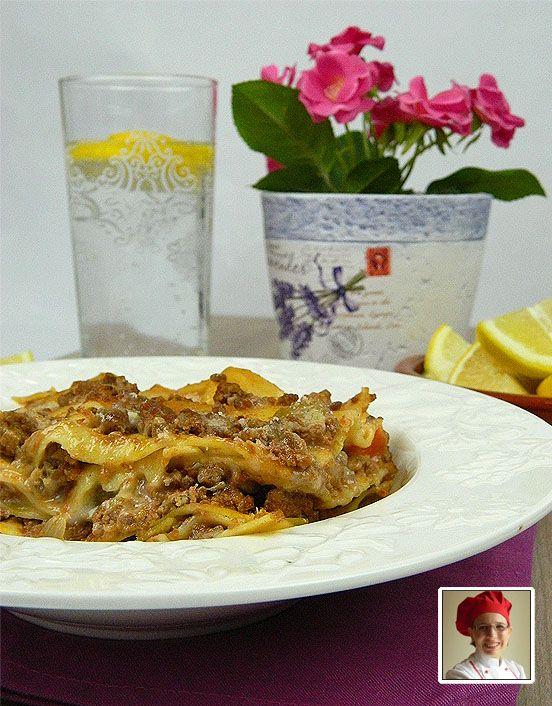 Lasagne alla bolognese | TRENDING ••• PINS | Pinterest