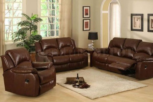 Chocolate brown living room set - Chocolate brown and white living room ...