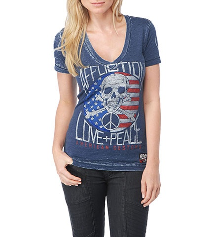rocknroll #style #skulls #america #starsandstripes #rock #crossbones