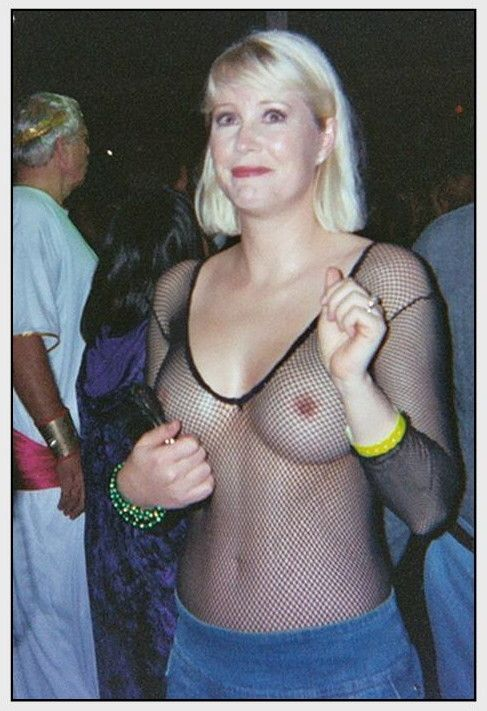 See through wife my