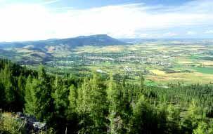 Image result for la grande oregon valley