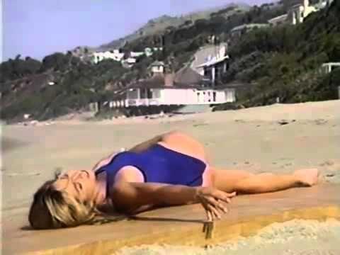 Denise Austin Fettstrahlen Yoga
