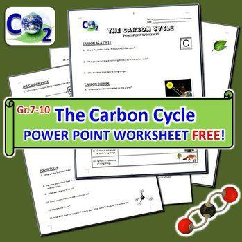 carbon cycle diagram worksheet pdf