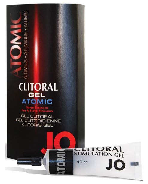 This Clitoral Stimulation Gel is totally safe, natural, hormone free ...