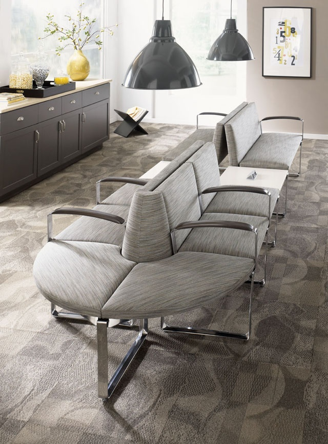 commons modular lounge seating by carolina business furniture