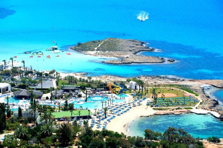 Ayia Napa Cyprus  City pictures : Nissi Beach, Ayia Napa, Cyprus