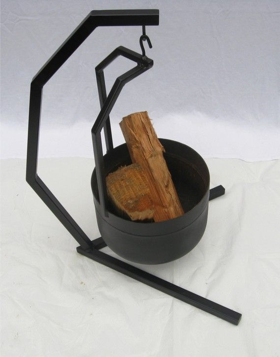 Hanging Fire Pit For The Home Pinterest