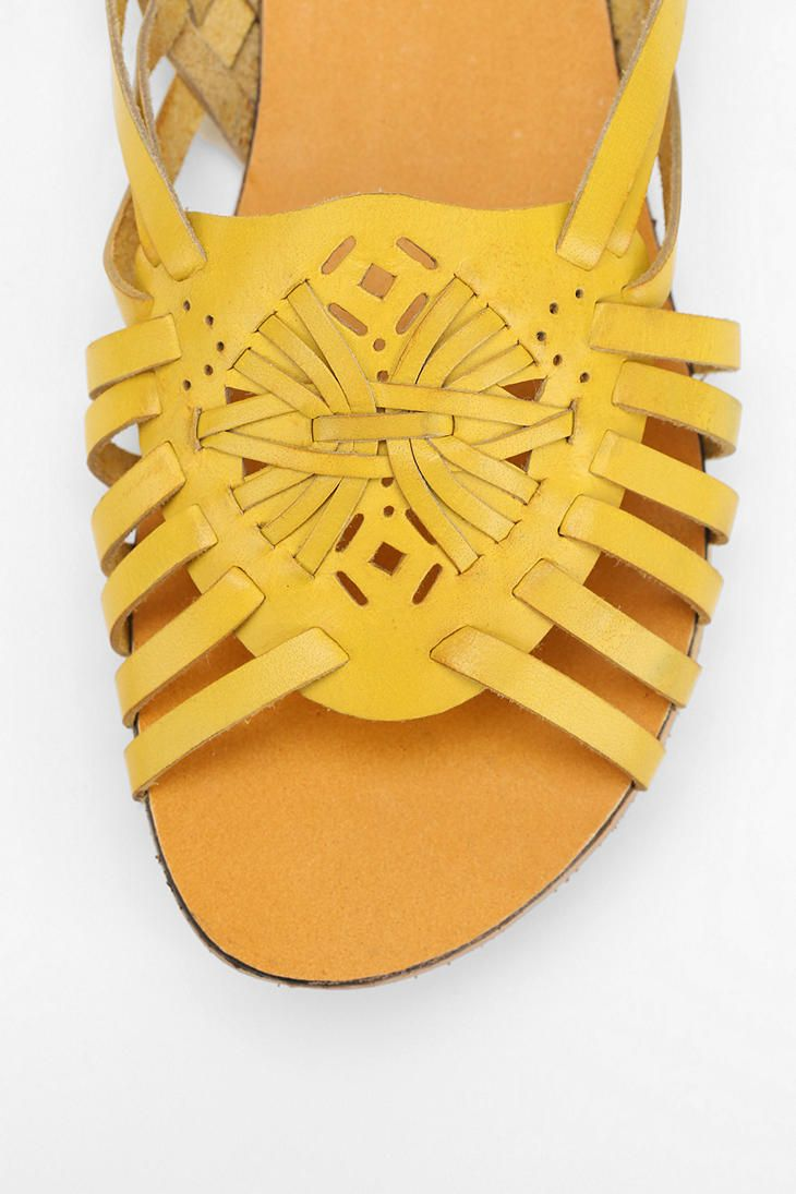Ecote Floral Medallion Sandal