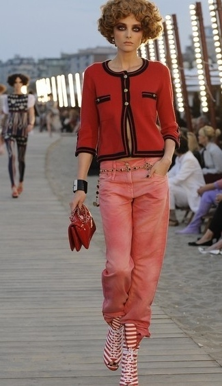 Chanel cruise collection 2010