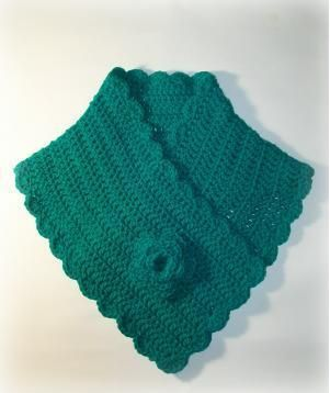 Crochet Stitches For Neck Warmers : Cosy Neck Warmer Crochet Pattern Crochet & Knit Cowls, Scarves, & N...