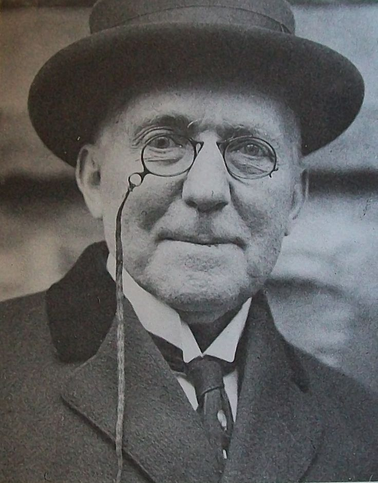"""Today is the birthday of James Whitcomb Riley (1849 – 1916). He was an American writer, poet, and best selling author. Riley was known for his """"uncomplicated, sentimental, and humorous"""" writing. Often writing his verses in dialect, his poetry caused readers to recall a nostalgic and simpler time in earlier American history. More information about Riley and his poems on PoemHunter: http://www.poemhunter.com/james-whitcomb-riley/ Happy Birthday James Whitcomb Riley!"""