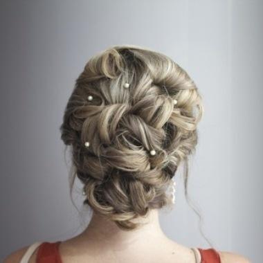 Wedding hairstyles Beauty messy brown hairstyle alyssa milano wide straps desktop