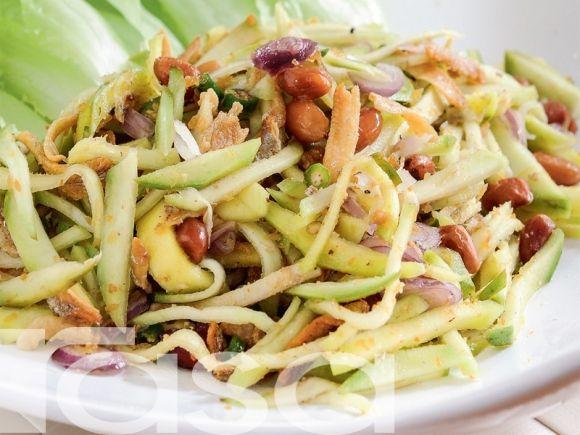 Coconut And Chili Kerabu Salad Recipes — Dishmaps
