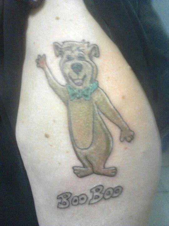 Boo Bear  Cool Tattoos Pinterest