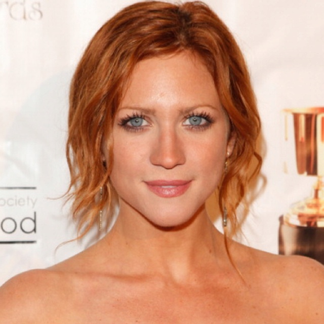 You Redhead brittany snow nude phrase, matchless)))