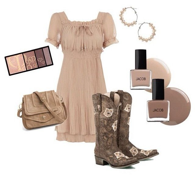 ~~country fashion~~(minus the jewelry :)