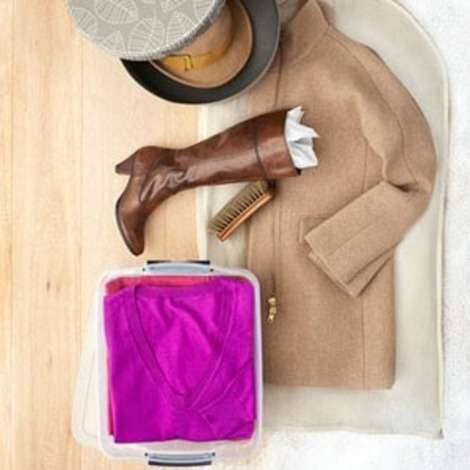 The Smart Way to Store Your Winter Clothes | Spring Wellness - Yahoo