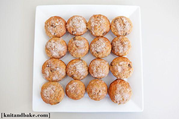 Multigrain Maple Mini Muffins Recipes — Dishmaps
