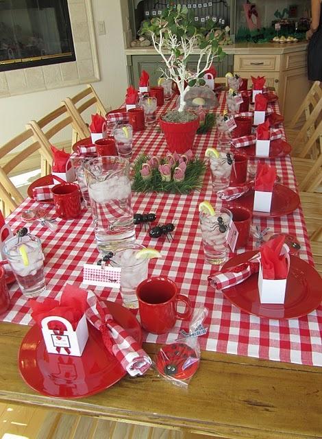 indoor picnic tea party birthday pinterest. Black Bedroom Furniture Sets. Home Design Ideas