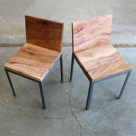 farmhouse modern chair ~ by chadhaus