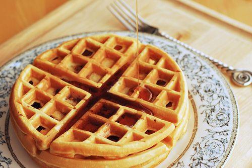 Brown Sugar Bacon Waffles | Breakfast | Pinterest