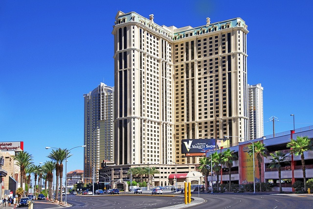 las vegas marriott resort fee