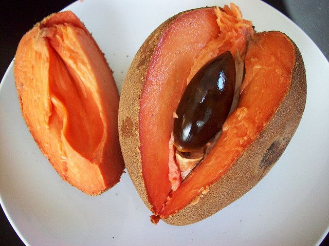 Mamey Sapote  A Delicious Central American Fruit  Ahhhh I can just    Mamey Salvadoreno