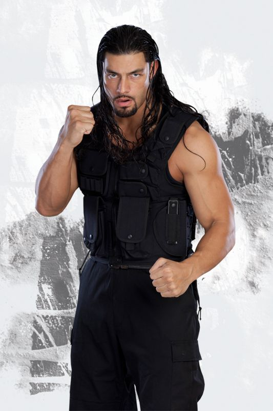 Roman Reigns - the-shield-wwe Photo